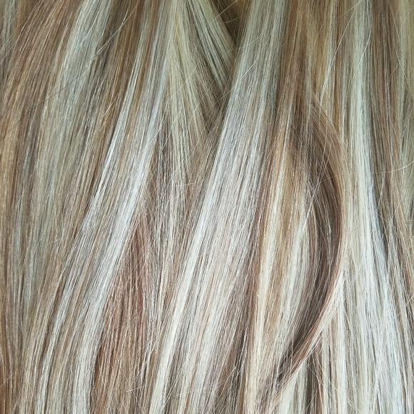 Euronext 16 Inch Clipin Human Hair Extensions Poshmark